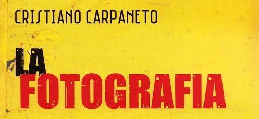 Cristiano Carpaneto presenta il nuovo romanzo