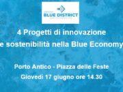 Genova Blue District e navigazione sostenibile