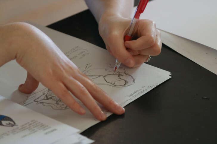 Un disegnatore genovese in giuria a ShorTS