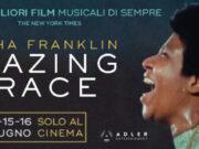 Amazing Grace negli UCI Cinemas
