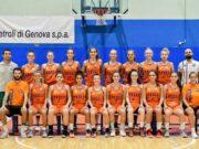 Basket Pegli, Coppa Italia Under 20