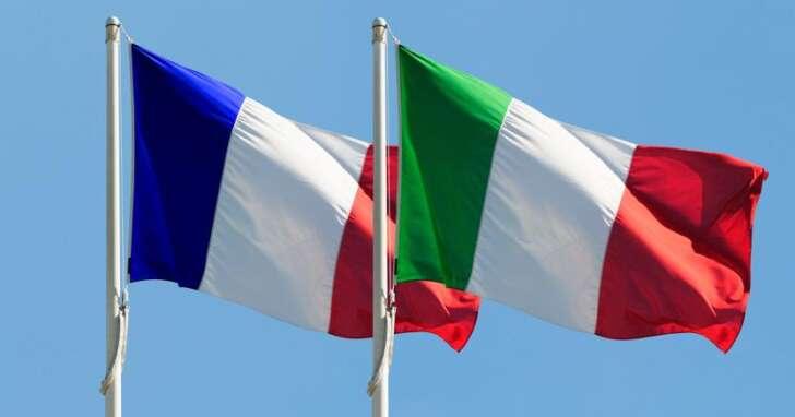 Cooperazione marina tra Italia e Francia