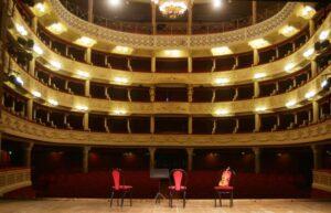 Misericordia al Teatro Gustavo Modena