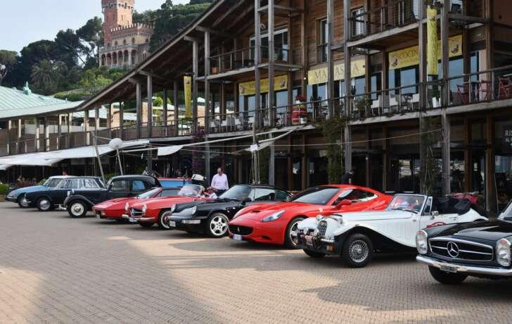 Al via Marina di Varazze Classic Cars