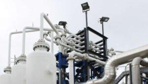Inaugurato a Scarpino l'impianto di biometano