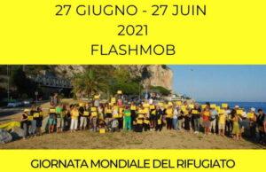 A Ventimiglia manifestazione Amnesty