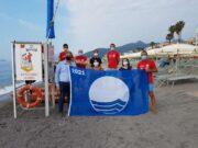 Bandiera Blu per i Bagni Marini