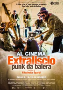 Extraliscio al cinema e in Tour