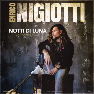 Enrico Nigiotti live da luglio