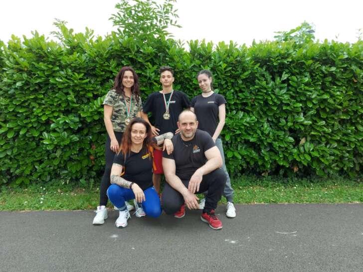 Chiavari Powerlifting trionfa ai campionati italiani