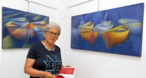 Mostra personale di Rosa Brocato