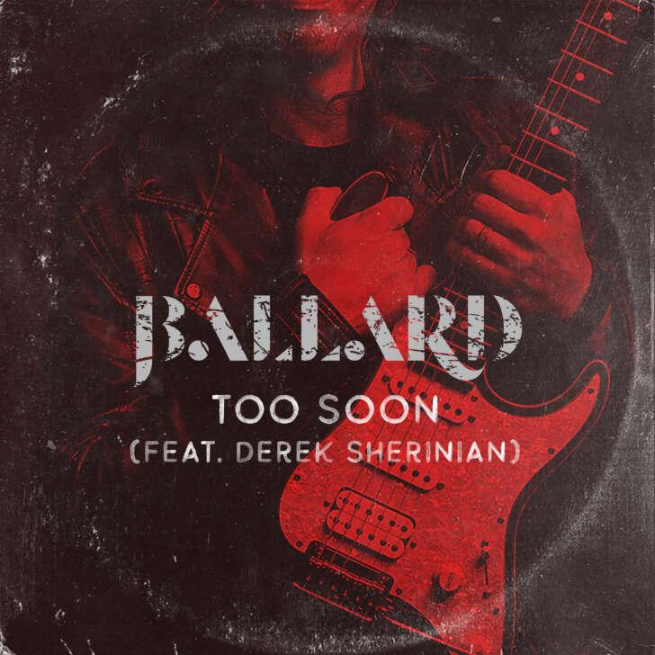 Nuovo singolo per l'imperiese Ballard