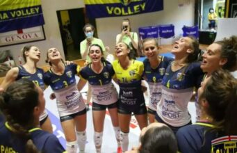 Volley genovese in A2