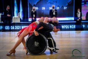 Continua la World Cup di danza paralimpica