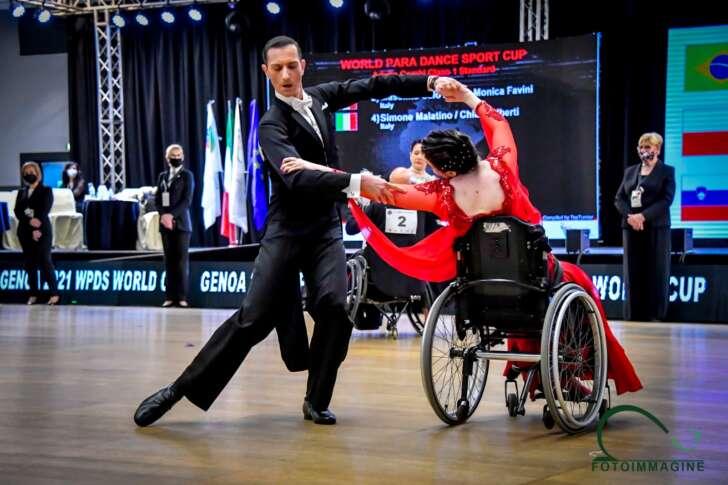 Coppa del Mondo di Danza Paralimpica