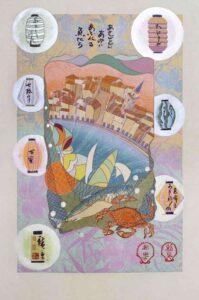 A Savona l'esposizione del pittore Ligustro