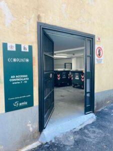 Attivo un nuovo Ecopunto a Genova