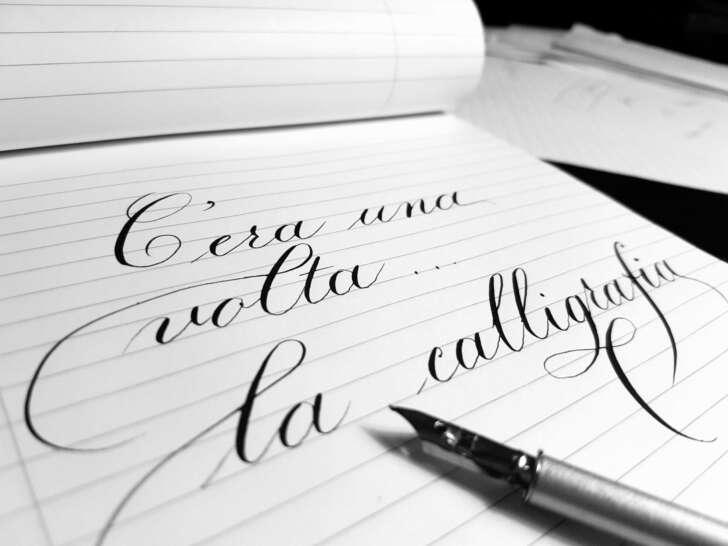 Da Palazzo della Meridiana l'arte calligrafica