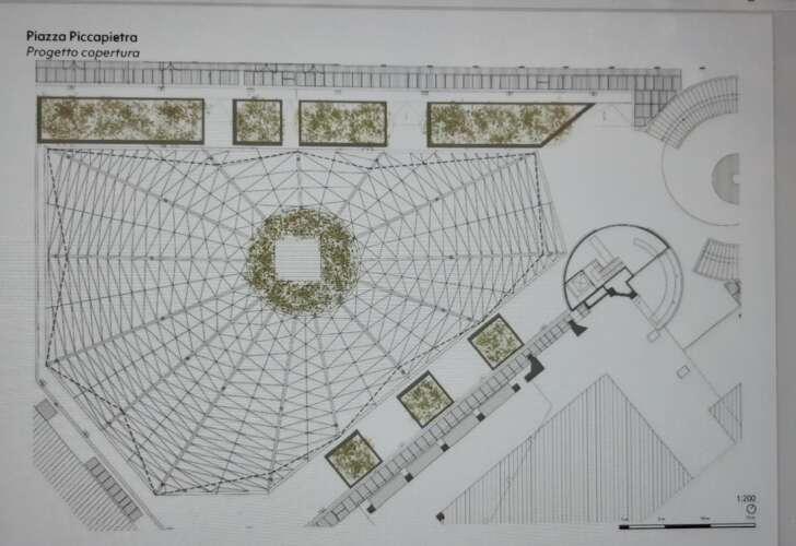 Restyling di piazza Piccapietra e via XII Ottobre