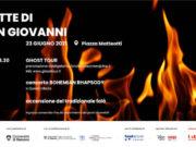 Notte di San Giovanni a Genova