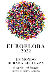 Euroflora alla Genova Design Week
