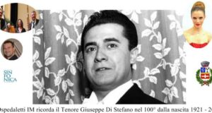 100° Anniversario del Tenore Di Stefano