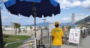 A Chiavari ritornano gli steward nelle principali spiagge libere