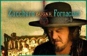 A Settembre Zucchero torna all'Arena di Verona