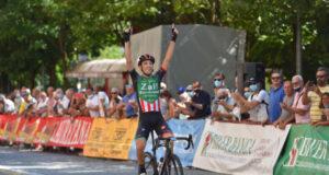Ciclismo, a Biella grande doppietta firmata da Raccani e Verza