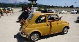 È Record per la Festa Planetaria della storica Fiat 500