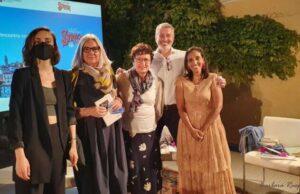 Grandi autori a casa tua intervista a Donatella Di Pietrantonio