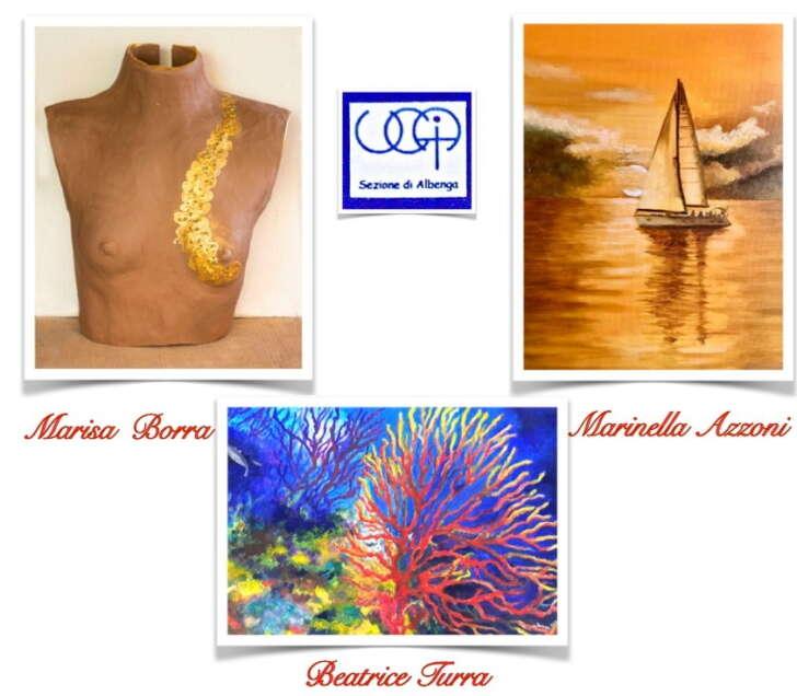 Ad Albenga la mostra Forme e colori
