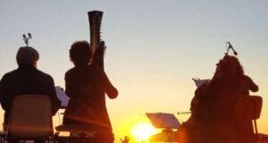 Il 9 luglio sul Molo Kursaal a Loano, Concerto all'alba