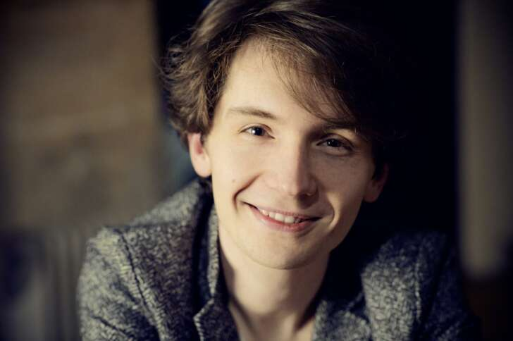 Concerto di Karol Mossakowsi a Recco