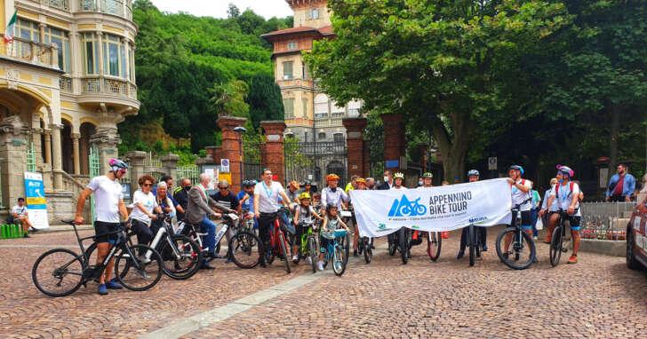 La bicicletta e attività outdoor nel Parco del Beigua