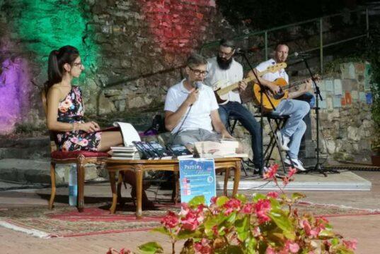 La giornalista e blogger Damiana Biga ospita Simone Tempia e Gianmarco Parodi