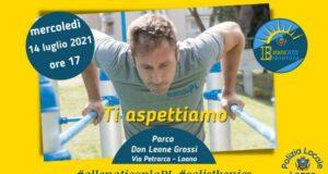 Mercoledì 14 luglio alle 17 torna a Loano, #allenaticonlaPL