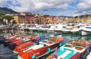 Santa Margherita Ligure tra i 22 Riva d'epoca del 3° Tributo a Carlo Riva