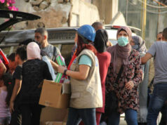 Save the Children, un'anno a Beirut