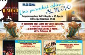 Estate e cinema nella città della Spezia