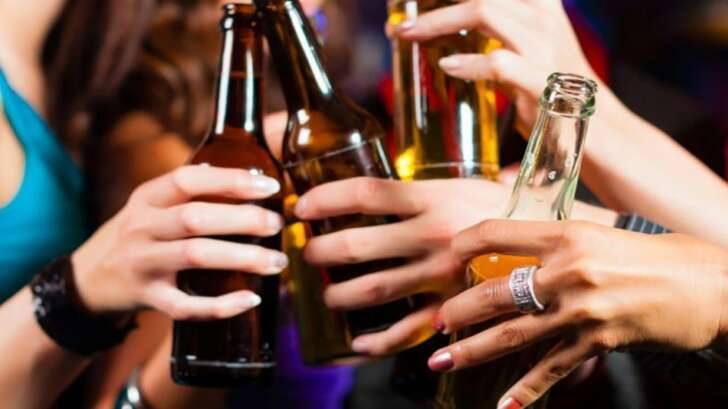 Ordinanza notturna anti alcol in corso Italia a Genova