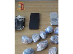 Arrestato pusher genovese a Cornigliano con eroina e cocaina
