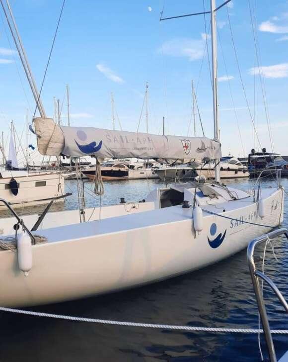 Nuovo centro velico Sail App
