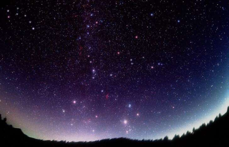 Una serata astronomica a Recco