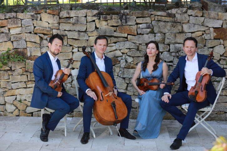 A Cervo Casal Quartett in concerto