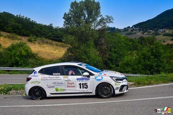 New Racing for Genova applaude Marta De Paoli