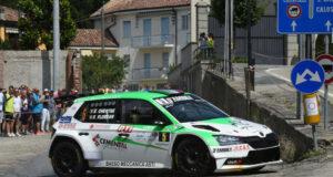 4° Rall4° Rally Vigneti Monferrini, Chentre e Floreany Vigneti Monferrini, Chentre e Florean