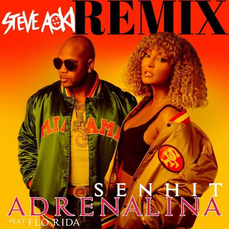 Nuovo singolo per Senhit con Flo Rida