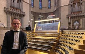 A Chiavari concerto per organo e tromba