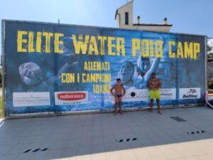 Al via Elite Water Polo Summer Camp